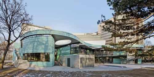 Architekturjournal Wettbewerbe Kindergarten Stadtpark Wien 3